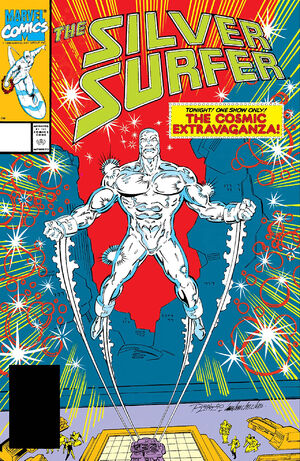 Silver Surfer Vol.3 #42