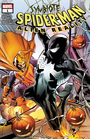 Symbiote Spider-Man : Alien Reality #1