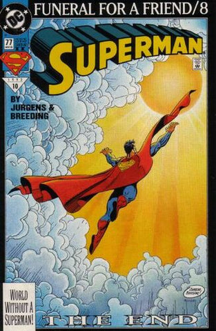 Superman Vol.2 #77 (VF/NM)