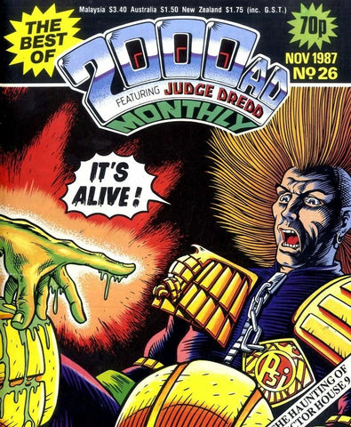 Best Of 2000 AD Monthly #26