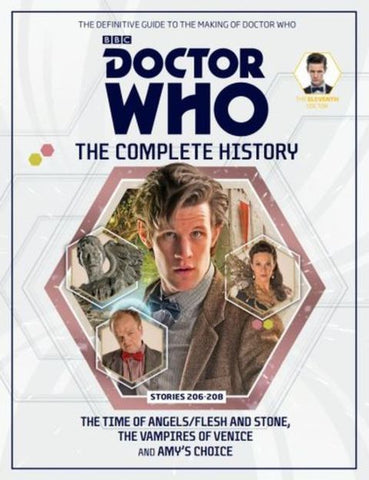Doctor Who : Complete History - Issue 31 Volume 64