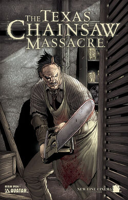 Texas Chainsaw Massacre: Special #1