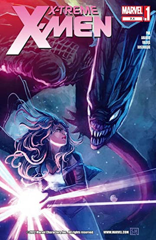 X-Treme X-Men Vol.2 #7.1
