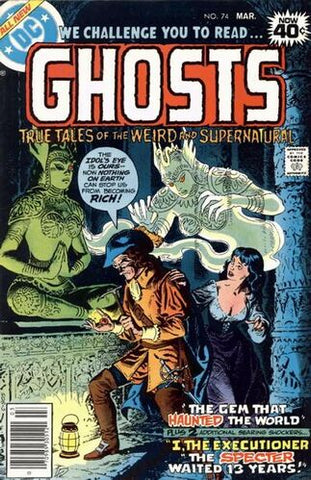 Ghosts Vol.1 #74