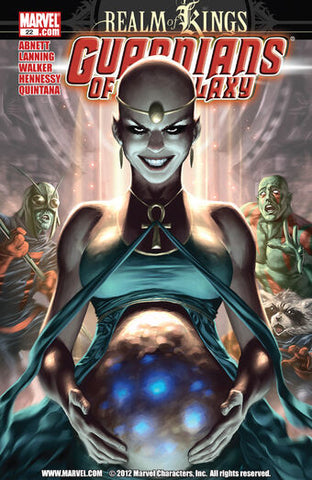 Guardians Of The Galaxy Vol.2 #22