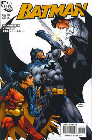Batman Vol.1 #657