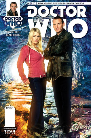 Doctor Who : The Ninth Doctor #2 - Cover B