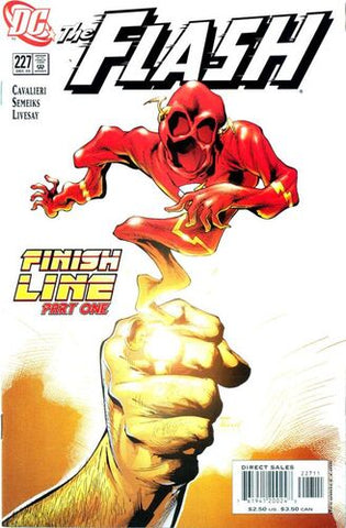 The Flash Vol.2 #227