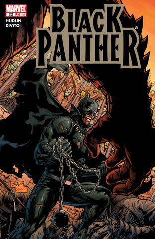 Black Panther (Vol.3 2008) #33