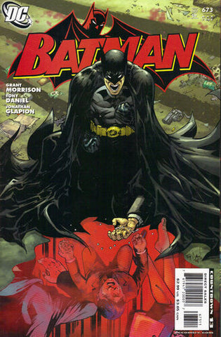 Batman Vol.1 #673