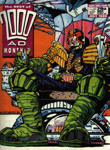 Best Of 2000 AD Monthly #46