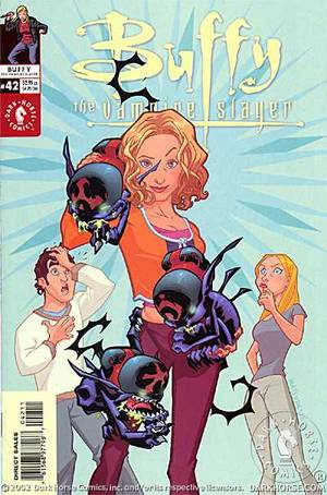 Buffy The Vampire Slayer Vol.1 #42