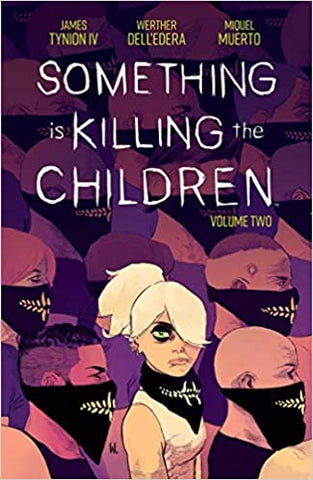Something Is Killing The Children Vol.2 TPB
