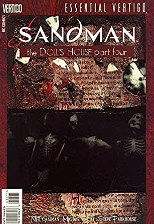 Essential Vertigo: The Sandman #13