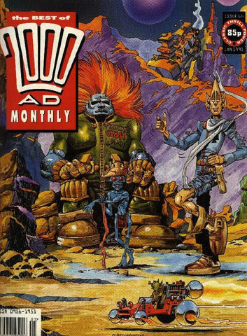 Best Of 2000 AD Monthly #64