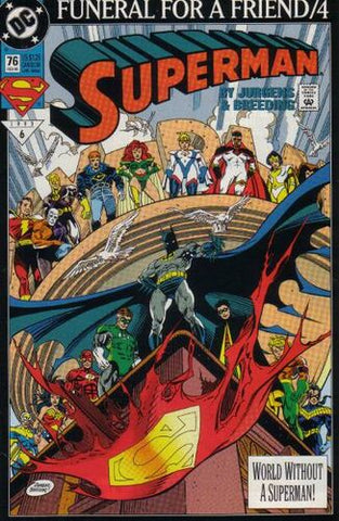 Superman Vol.2 #76 (VF/NM)