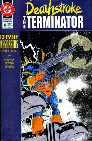 Deathstroke The Terminator Vol.1 #6