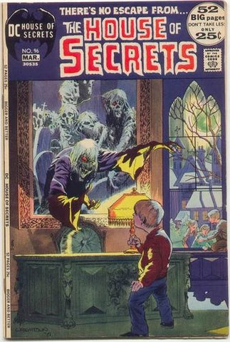 House Of Secrets Vol.1 #96