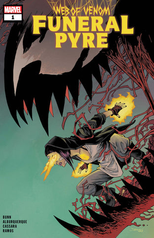Web of Venom : Funeral Pyre #1