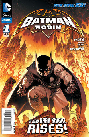 Batman & Robin Vol.2 Annual #1