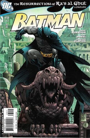 Batman Vol.1 #670