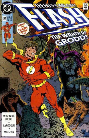 The Flash Vol.2 #47