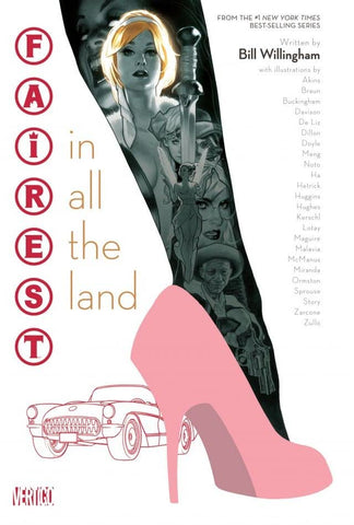 Fairest In All The Land - Graphic Novel