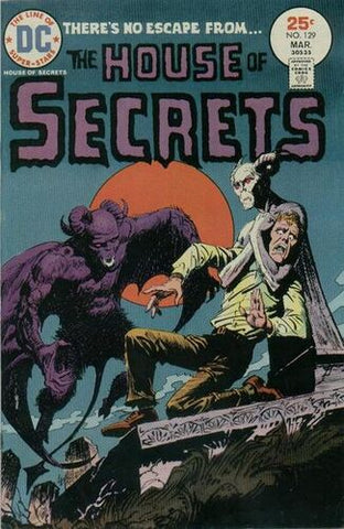 House Of Secrets Vol.1 #129