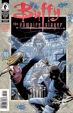 Buffy The Vampire Slayer Vol.1 #31