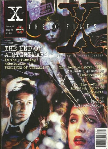 The X Files 1996 #12