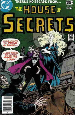 House Of Secrets Vol.1 #153