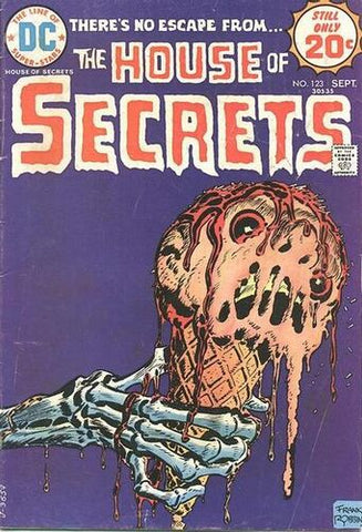 House Of Secrets Vol.1 #123