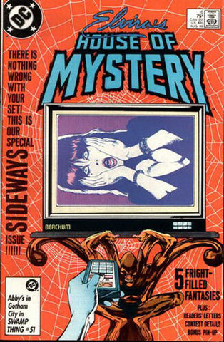 Elvira's House Of Mystery Vol.1 #6