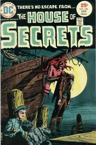 House Of Secrets Vol.1 #130