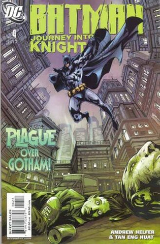 Batman : Journey Into Knight #4