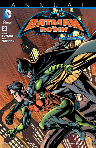 Batman & Robin Vol.2 Annual #2