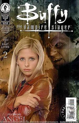 Buffy The Vampire Slayer Vol.1 #29 - Photo Cover