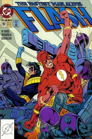 The Flash Vol.2 #82