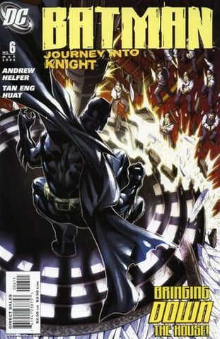 Batman : Journey Into Knight #6