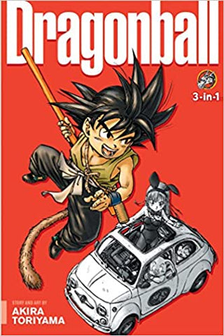 Dragonball 3-in-1 Edition 1: Includes vols. 1, 2 & 3