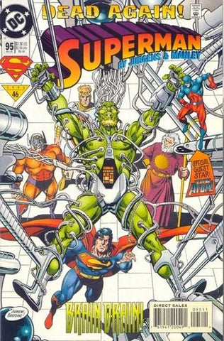 Superman Vol.2 #95 (VF/NM)