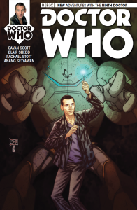 Doctor Who : The Ninth Doctor #3