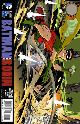 Batman & Robin Vol.2 #37