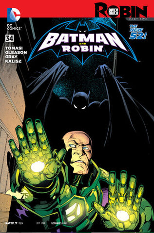 Batman & Robin Vol.2 #34