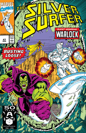 Silver Surfer Vol.3 #47