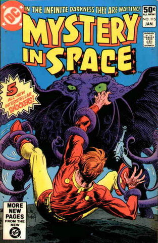 Mystery In Space #115