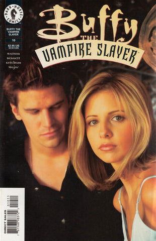 Buffy The Vampire Slayer Vol.1 #10 - Special Photo Cover