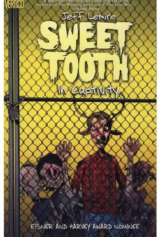 Sweet Tooth: In Captivity - Vol.2