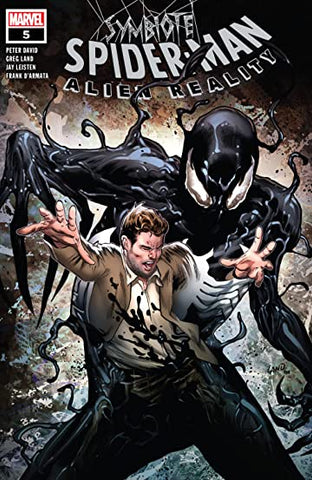 Symbiote Spider-Man : Alien Reality #5
