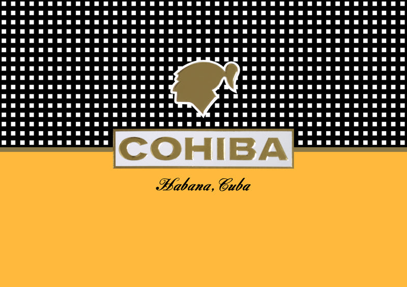 Cohiba Cigars now available!